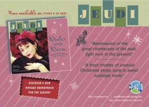JEUDI CD Order Form
