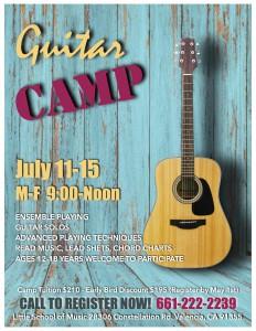 Guitar Camp 2016