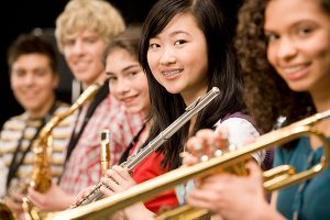 Like Peanut Butter and Jelly: Why ensembles and individual lessons make a great combination